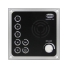 3100 CIS Master Station, 5 lines, console mounted, 24V DC