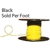 ALM-1100B/FT #1 Black Battery Cable Sold per Foot