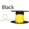 ALM-12100B #12 Black Boat Cable 100' Spool