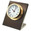 120mm Brass Quartz Clock Gold plated