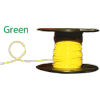 ALM-4100G #4 Green Boat Cable 100' Spool