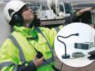 AB50-DP Footpedal & Gooseneck mic Motorola Mototrbo DP2400