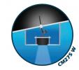 Airmar CM275LH-W Chestmount