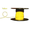 ALM-8100Y #8 Yellow Boat Cable 100' Spool