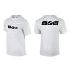 B & G GILDAN T-SHIRT XL