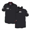 PIQUE POLO BLACK - B&G - MENS M