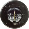 Bulkhead Mount Compass 85mm Black