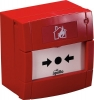 Conventional I.S. Manual Call Point Red