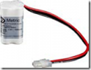 Coromatic batterypack Ni Mh for LED 4,8V 1600mAh