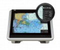 "ECDIS System with 19"" JRC display"