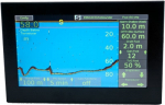 ESN100 Single Channel Echo Sounder Display