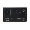 ETB-100 CENTRAL, PANEL MOUNTED, 10 LINES, 24V DC, 2 A