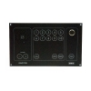ETB-10A CENTRAL, PANEL MOUNTED, 10 LINES , 24V DC , 2 AMP