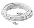 F7315, Cable 15m, white. 4 pcs
