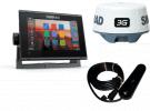 GO 7 XSR with 3G radar Totalscan Navionics + EMEA Charts