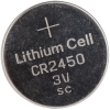 Lithium Battery CR2450 for GP165O
