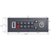 MCP-40 Control Panel NavNet TZT