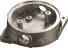 Metal Deckhead Mounting Box PG16