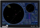 Navigation Radar Display 26""