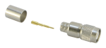 PL TNC Male Crimp plug for RG213 214