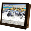 "SeaTronx Sunlight Viewable 15"" Marine Monitor"