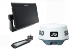 Simrad GO9 XSE ACTV IMAG 3 in 1 3G Bundle ROW