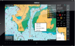 """Simrad M5024, Type approved 24"""" LCD Monitor"""
