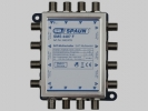 Spaun SMS 4487 F SAT Multi-Switch 4/4 in 8