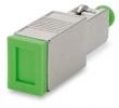 Spaun SODE 15 SC/APC Optical Attenuator 15dB