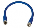 Spaun ZVK 500 F Set Coaxial Patch Cable 500mm